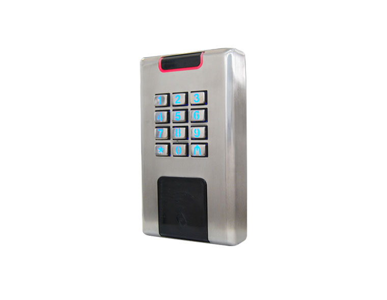 Leitor de cartão Pin Code A812