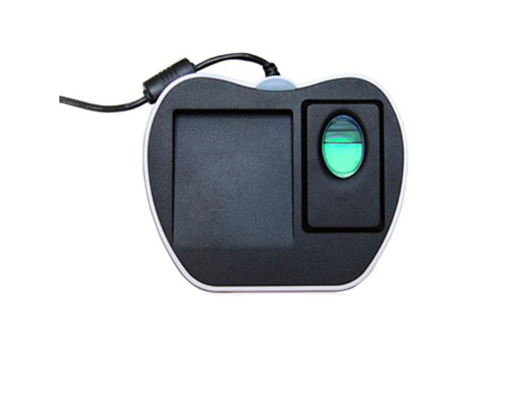 Gravador biométrico e cartão ZK8500